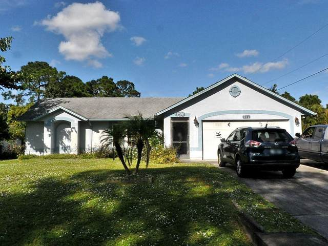 1533 SW Flagami Road, Port Saint Lucie, FL 34953 (MLS #RX-10746294) :: The Jack Coden Group