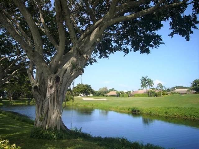 451 Greensward Lane 104-B, Delray Beach, FL 33445 (MLS #RX-10746314) :: The Jack Coden Group