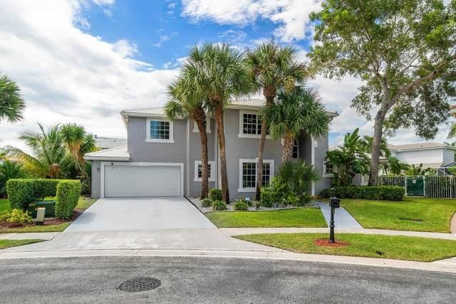 10682 Wheelhouse Circle, Boca Raton, FL 33428 (MLS #RX-10746322) :: The Jack Coden Group