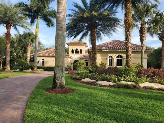 10424 SW Rookery Way, Palm City, FL 34990 (#RX-10746360) :: Heather Towe | Keller Williams Jupiter