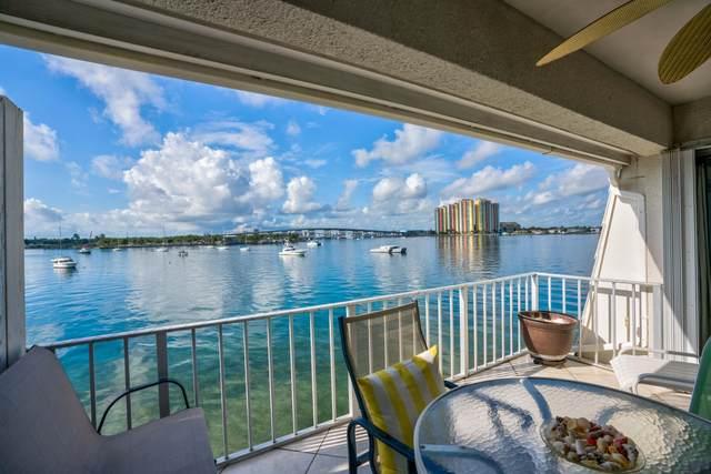 1051 Sugar Sands Boulevard #356, Singer Island, FL 33404 (MLS #RX-10746361) :: Castelli Real Estate Services