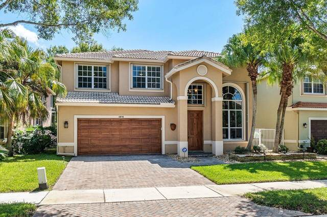 4816 S Classical Boulevard, Delray Beach, FL 33445 (MLS #RX-10746371) :: Castelli Real Estate Services