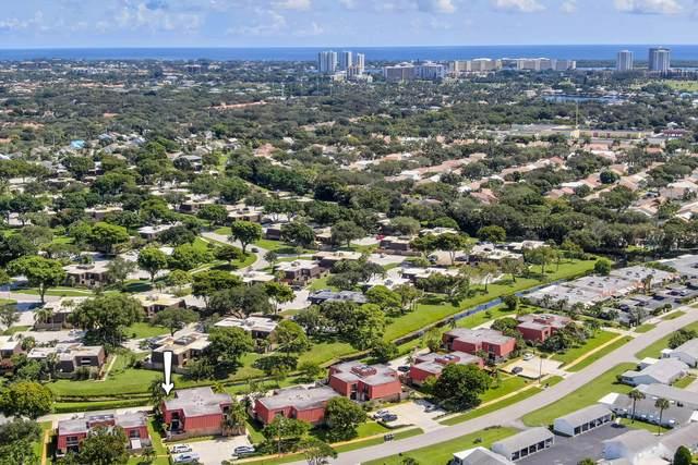 3213 Meridian Way N C, Palm Beach Gardens, FL 33410 (MLS #RX-10746374) :: Castelli Real Estate Services
