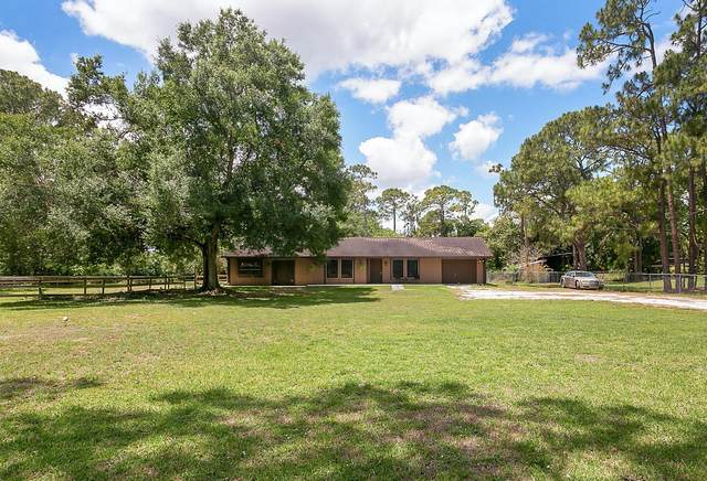4601 127th Trail N, The Acreage, FL 33411 (MLS #RX-10746394) :: Castelli Real Estate Services