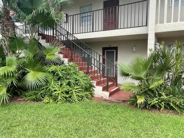 32 Abbey Lane #102, Delray Beach, FL 33446 (#RX-10746401) :: IvaniaHomes | Keller Williams Reserve Palm Beach