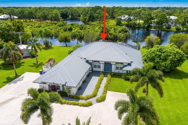 9908 SW Waco Terrace, Palm City, FL 34990 (#RX-10746413) :: Heather Towe | Keller Williams Jupiter