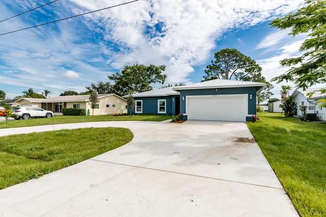 589 SE Floresta Drive, Port Saint Lucie, FL 34983 (MLS #RX-10746425) :: Castelli Real Estate Services