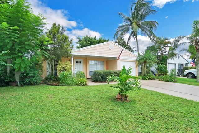 8280 Huntsman Place, Boca Raton, FL 33433 (#RX-10746450) :: Michael Kaufman Real Estate