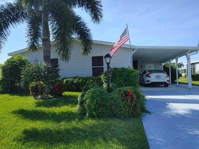 3613 Crabapple Drive, Port Saint Lucie, FL 34952 (MLS #RX-10746455) :: Castelli Real Estate Services
