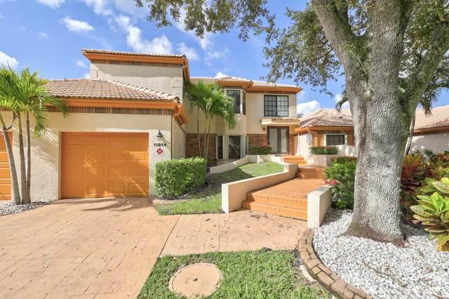 11914 Glenmore Drive, Coral Springs, FL 33071 (MLS #RX-10746476) :: The Teri Arbogast Team at Keller Williams Partners SW