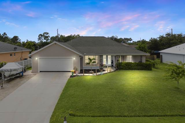 4618 SW Eagle Street, Port Saint Lucie, FL 34953 (MLS #RX-10746481) :: Castelli Real Estate Services