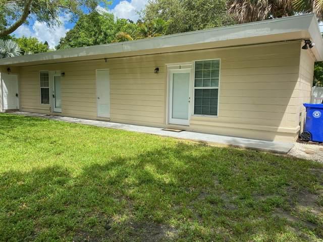 2441 Granada Avenue #3, Vero Beach, FL 32960 (#RX-10746485) :: Baron Real Estate