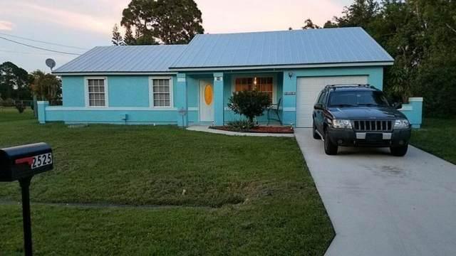 2525 SE Richmond Street, Port Saint Lucie, FL 34952 (MLS #RX-10746498) :: Castelli Real Estate Services