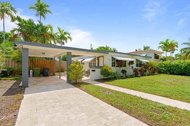 110 NE 128th Terrace, North Miami, FL 33161 (#RX-10746509) :: The Rizzuto Woodman Team