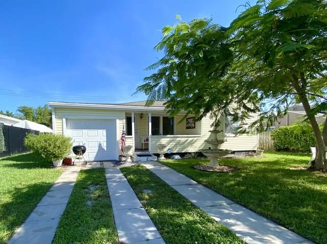 1504 13th Avenue N, Lake Worth Beach, FL 33460 (#RX-10746562) :: Heather Towe | Keller Williams Jupiter