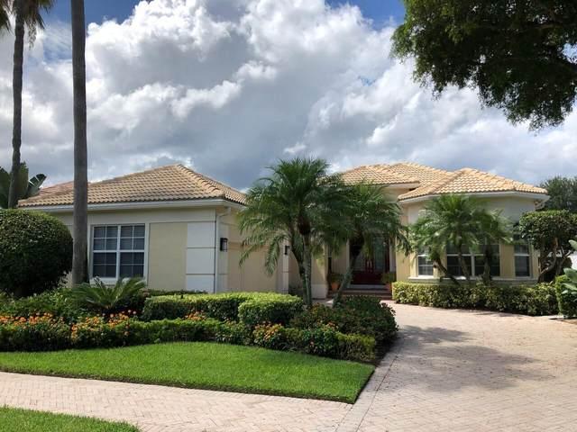 119 Banyan Isle Drive, Palm Beach Gardens, FL 33418 (#RX-10746565) :: Heather Towe | Keller Williams Jupiter