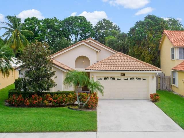 147 St Michaels Court, Jupiter, FL 33458 (#RX-10746577) :: Baron Real Estate