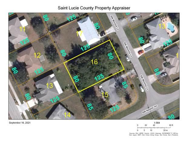 2074 SW Morelia Lane, Port Saint Lucie, FL 34953 (MLS #RX-10746578) :: Castelli Real Estate Services
