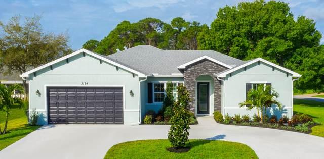 3174 SW Savona Boulevard, Port Saint Lucie, FL 34953 (MLS #RX-10746580) :: Castelli Real Estate Services