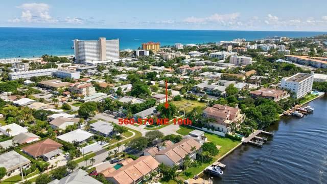 560-570 19th Avenue NE, Deerfield Beach, FL 33441 (#RX-10746585) :: Dalton Wade