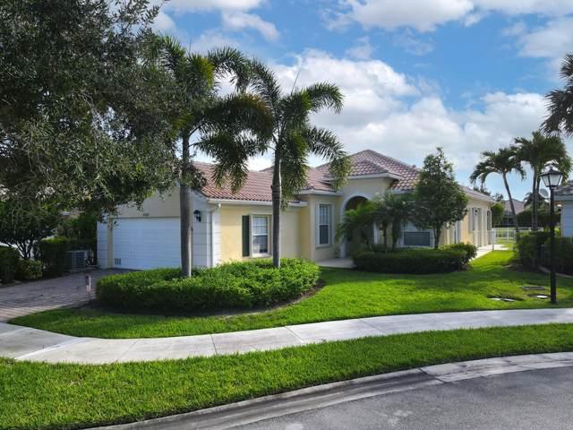10897 SW Candlewood Road, Port Saint Lucie, FL 34987 (#RX-10746597) :: Baron Real Estate
