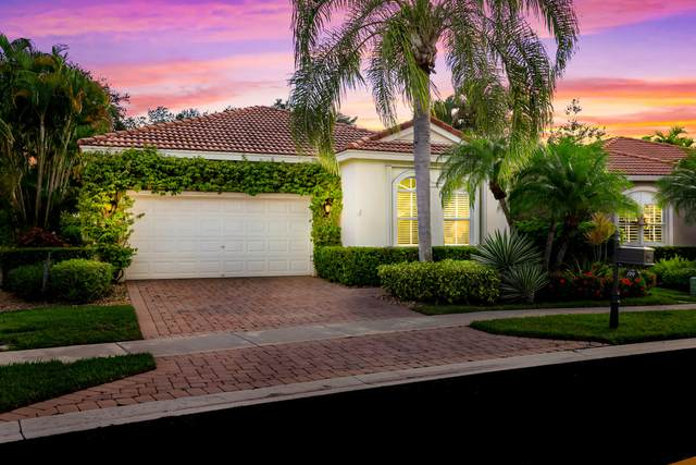 199 Via Condado Way, Palm Beach Gardens, FL 33418 (#RX-10746628) :: Michael Kaufman Real Estate