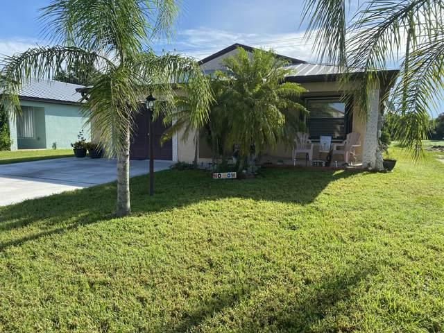 6496 Alemendra Street, Fort Pierce, FL 34951 (MLS #RX-10746670) :: Castelli Real Estate Services