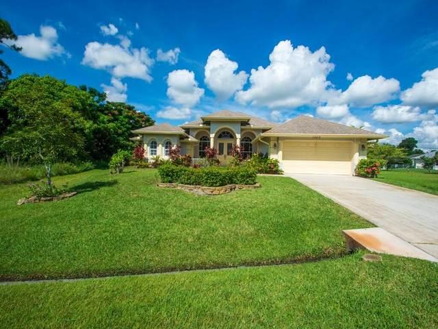 1962 SE Leo Lane SE, Port Saint Lucie, FL 34983 (MLS #RX-10746677) :: Castelli Real Estate Services