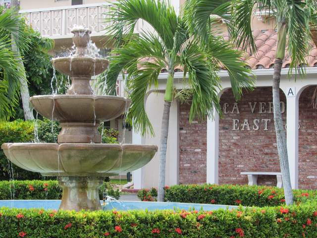 400 NE 20th Street A203, Boca Raton, FL 33431 (#RX-10746685) :: Michael Kaufman Real Estate