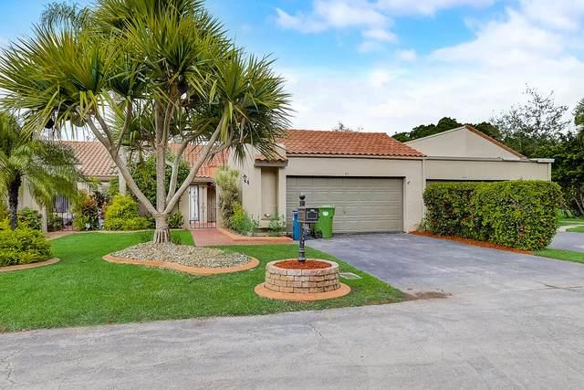 511 Patio Village Way, Weston, FL 33326 (MLS #RX-10746728) :: United Realty Group