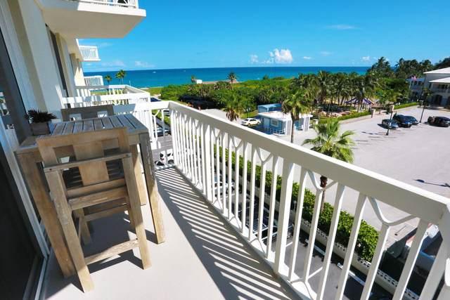 125 S Ocean Avenue #506, Palm Beach Shores, FL 33404 (#RX-10746747) :: IvaniaHomes | Keller Williams Reserve Palm Beach