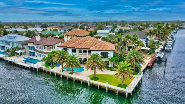 961 Jasmine Drive, Delray Beach, FL 33483 (#RX-10746804) :: Michael Kaufman Real Estate