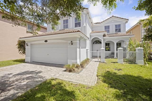 10578 Galleria Street, Wellington, FL 33414 (#RX-10746806) :: DO Homes Group