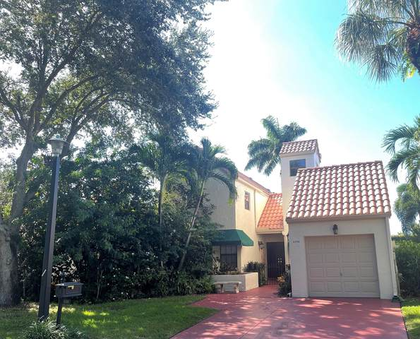 6190 Via Tierra, Boca Raton, FL 33433 (#RX-10746812) :: Dalton Wade