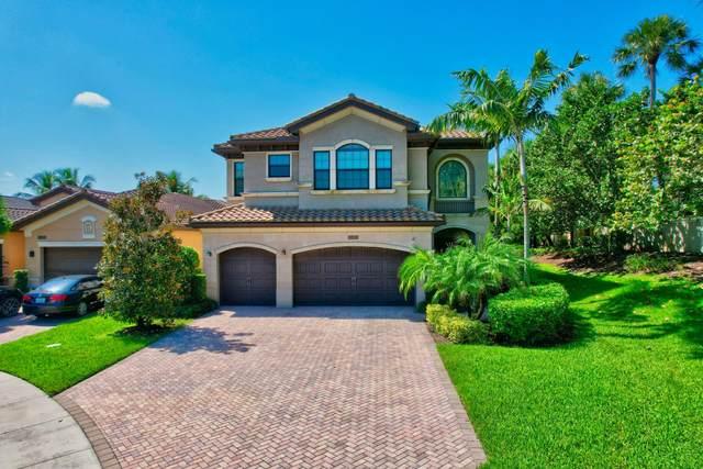 16491 Gateway Bridge Drive, Delray Beach, FL 33446 (#RX-10746823) :: Michael Kaufman Real Estate