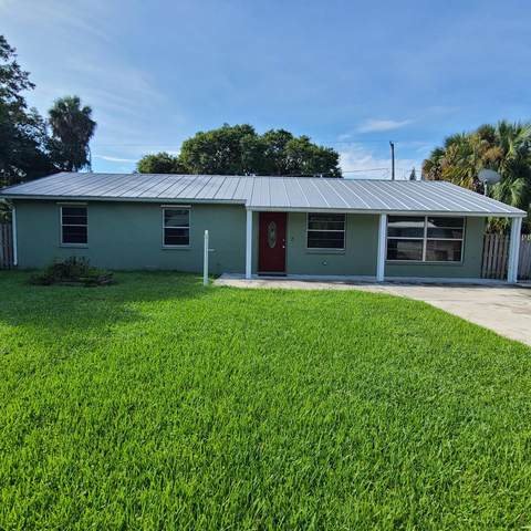 3570 SW 20th Street, Okeechobee, FL 34974 (MLS #RX-10746843) :: Castelli Real Estate Services