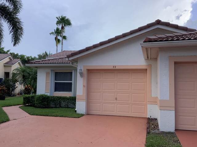 72 Sausalito Drive, Boynton Beach, FL 33436 (#RX-10746845) :: Dalton Wade