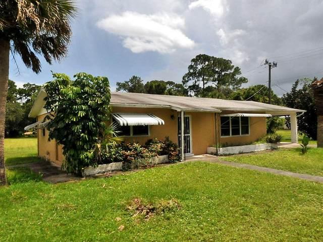 4009 Avenue T, Fort Pierce, FL 34947 (MLS #RX-10746850) :: Castelli Real Estate Services