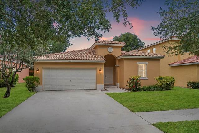 3826 NW 43rd Terrace, Coconut Creek, FL 33073 (MLS #RX-10746851) :: Castelli Real Estate Services