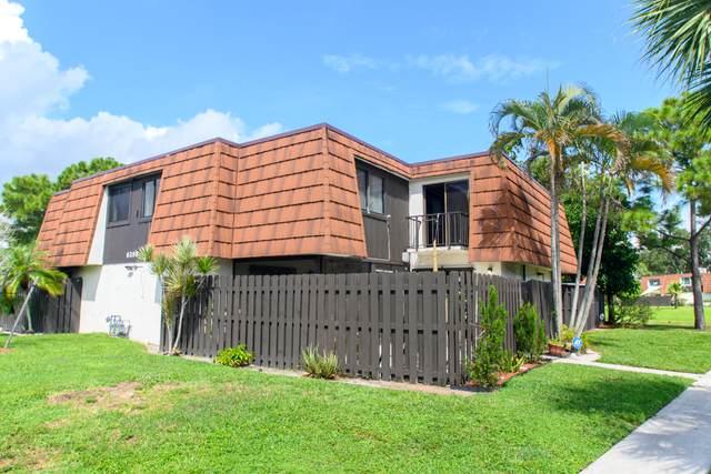 6350 Red Pine Lane C, Greenacres, FL 33415 (MLS #RX-10746855) :: Adam Docktor Group