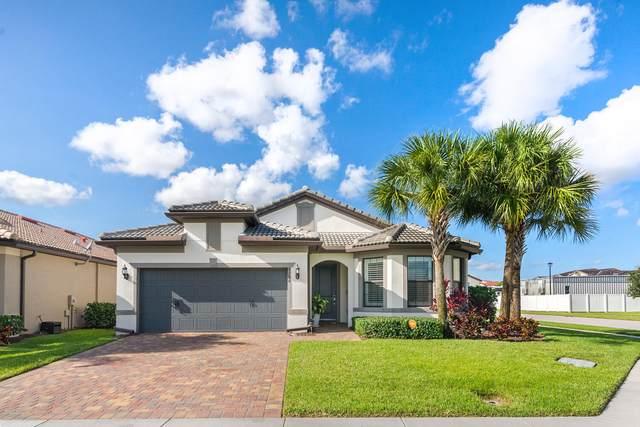 8280 Hanoverian Drive, Lake Worth, FL 33467 (#RX-10746864) :: Dalton Wade