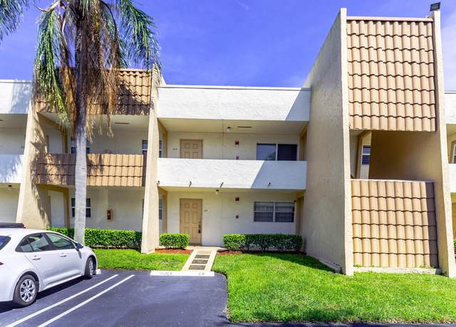 2700 Fiore Way #114, Delray Beach, FL 33445 (#RX-10746876) :: The Reynolds Team | Compass
