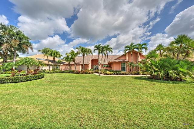 52 Dunbar Road, Palm Beach Gardens, FL 33418 (#RX-10746880) :: Michael Kaufman Real Estate