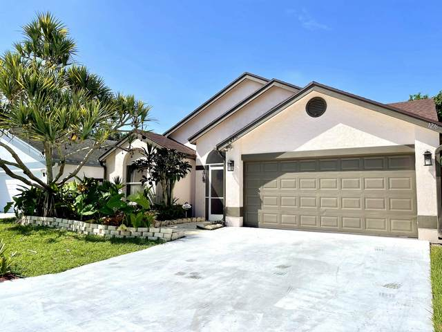 1276 Waterway Cove Drive, Wellington, FL 33414 (MLS #RX-10746885) :: Berkshire Hathaway HomeServices EWM Realty
