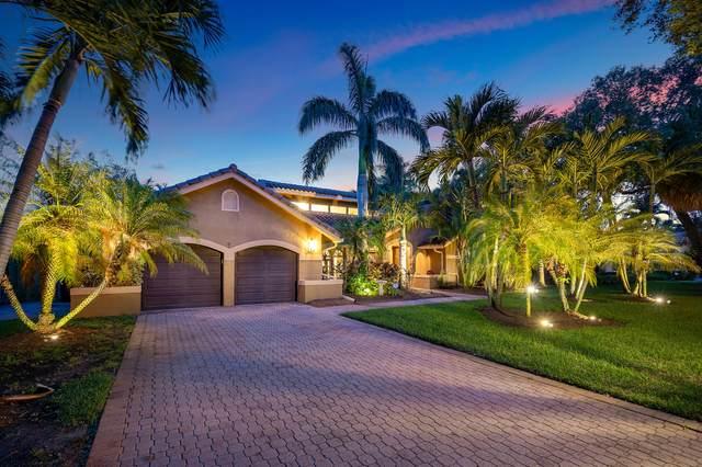2305 Rabbit Hollowe Circle, Delray Beach, FL 33445 (#RX-10746886) :: Michael Kaufman Real Estate