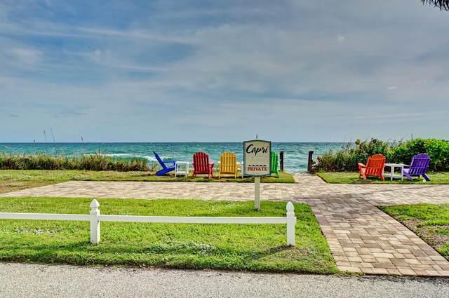 5700 Old Ocean Boulevard I, Ocean Ridge, FL 33435 (#RX-10746904) :: Posh Properties
