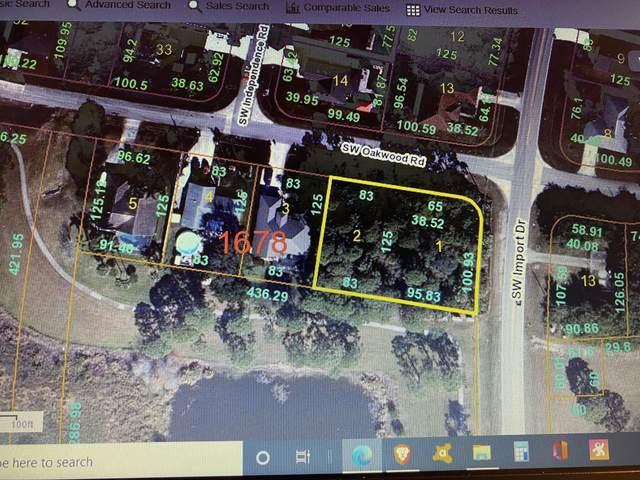 1592 SW Import Drive, Port Saint Lucie, FL 34953 (MLS #RX-10746951) :: Berkshire Hathaway HomeServices EWM Realty