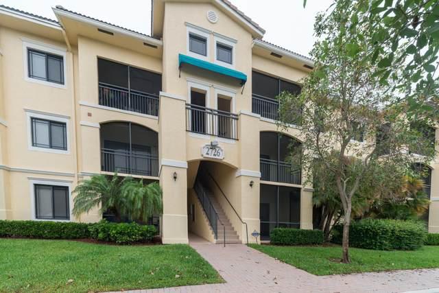 2726 Anzio Court #102, Palm Beach Gardens, FL 33410 (MLS #RX-10746975) :: Berkshire Hathaway HomeServices EWM Realty