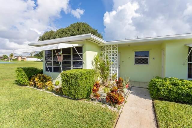 295 Main Boulevard A, Boynton Beach, FL 33435 (MLS #RX-10746992) :: United Realty Group