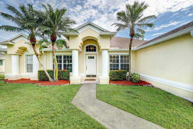 2151 SW Leafy Road, Port Saint Lucie, FL 34953 (#RX-10746997) :: Heather Towe | Keller Williams Jupiter